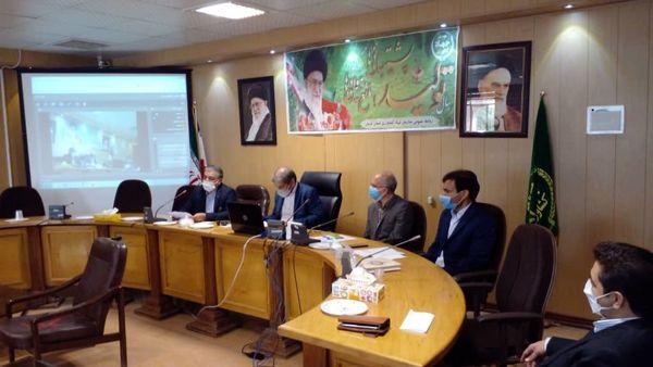 تشکیل کمیسیون نظارت بر اتاق اصناف کشاورزی مرکز شهرستان استان کرمان