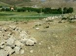 اجرای حکم قلع و قمع دیوار کشی غیر مجاز در شهرستان کوهرنگ