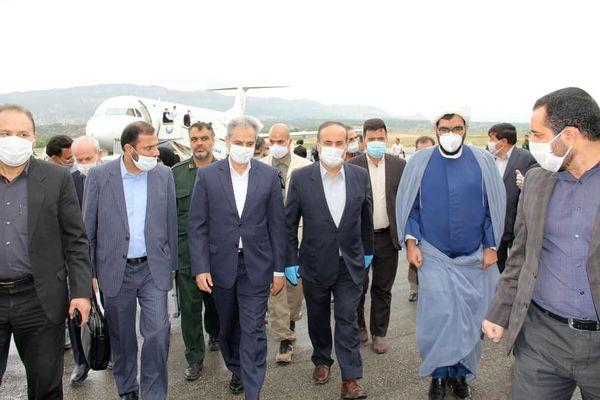 وزیر جهاد کشاورزی به استان ایلام سفر کرد