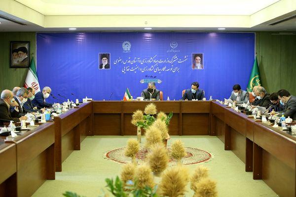 همکاری های کشاورزی و امنیت غذایی وزارت جهاد کشاورزی و آستان قدس رضوی توسعه می یابد
