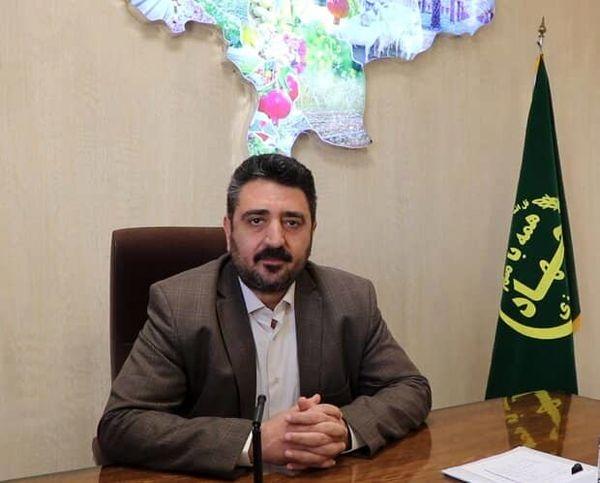 پیام تبریک رئیس سازمان جهاد کشاورزی اصفهان به مناسبت آغاز هفته دفاع مقدس