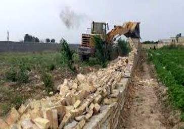 آزادسازی بیش از 70 هزار مترمربع از اراضی شهرستان پردیس