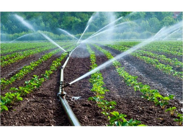 کاهش 30 درصدی مصرف آب با اجرای سامانه های نوین آبیاری