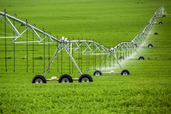 ۱۹۰  هکتار از اراضی کشاورزی قزوین به سامانه نوین آبیاری تجهیز شد