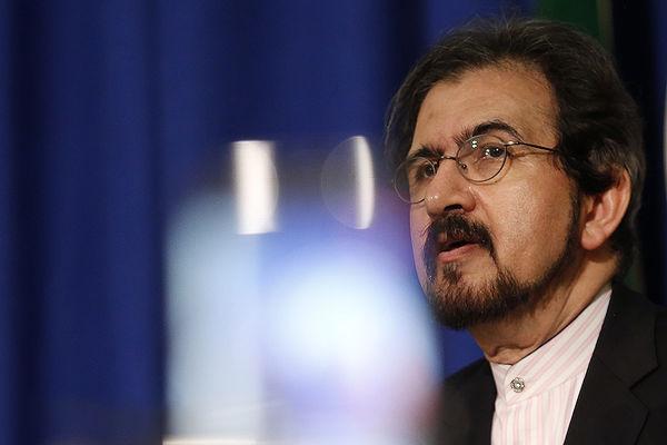 تلاش ناموفق برخی معاند برای تعرض به سفارت ایران در پاریس