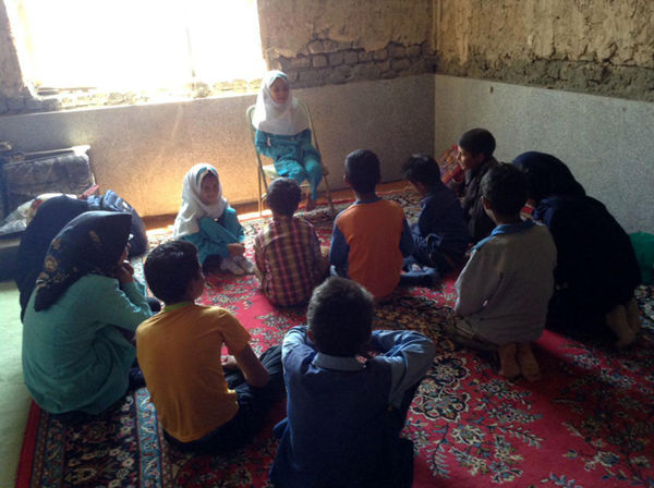 آغاز طرح آشنایی کودکان روستایی با مهارتهای اجتماعی