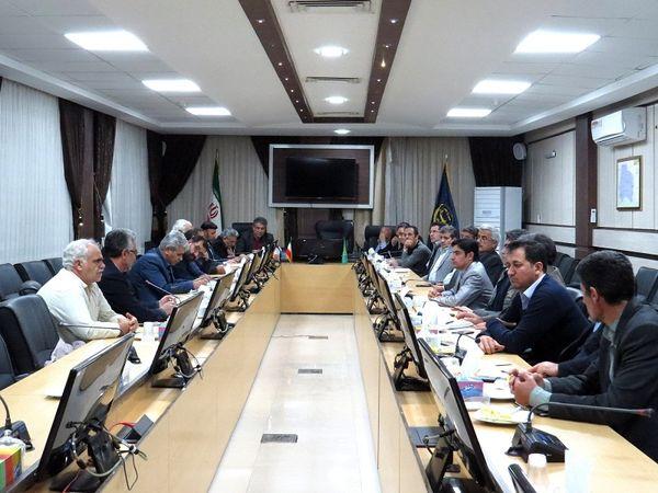 جلسه هماهنگی توسعه صادرات محصولات بخش کشاورزی خراسان شمالی برگزار شد