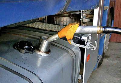 تهیه گازوئیل برای کشاورزی با 3 برابر قیمت معمولی