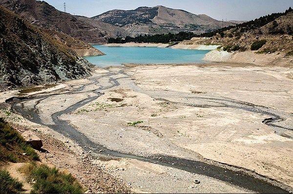 33 درصد کاهش منابع آبی نسبت به سال گذشته