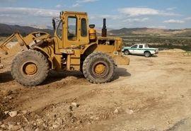 خاکبرداری غیر مجاز در قیروکارزین متوقف شد