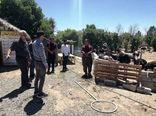 برگزاری کارگاه آموزشی اصول تنظیم کمباین و دوره آموزشی پرورش شتر مرغ توسط مرکز تحقیقات آذربایجان شرقی