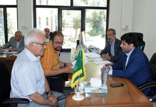 رسیدگی به مشکلات مردم در میز خدمت سازمان جهاد کشاورزی آذربایجان شرقی
