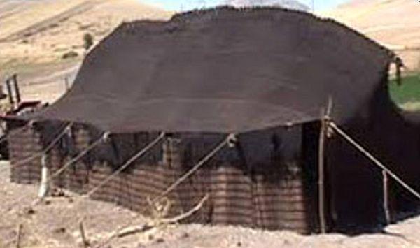 احیاء بافت سیاه چادر عشایر در اسفراین