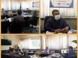 برگزاری جلسه طرح توسعه سیستمهای آبیاری نوین شهرستان بجنورد