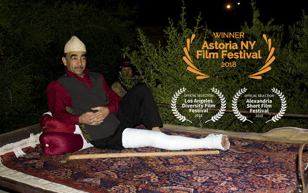 یک جایزه و دو حضور بینالمللی برای فیلم کوتاه «فروزان»