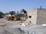 ۱۸ مورد ساخت و ساز غیر مجاز در قزوین قلع و قمع شد