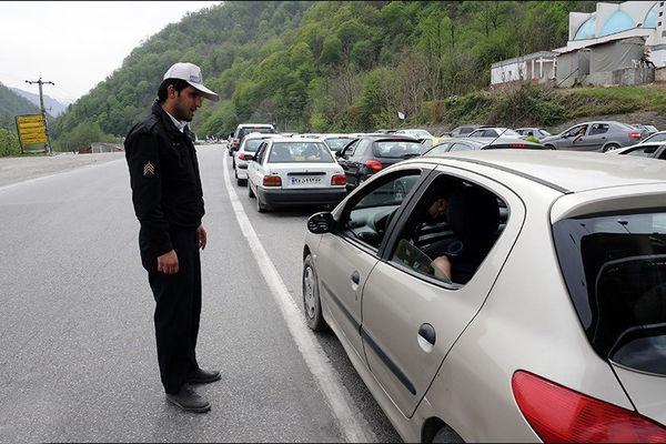 ممنوعیت ورود کامیون به جاده هزار تا صبح شنبه