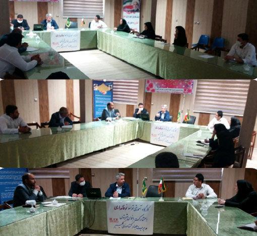 برگزاری کلاس آموزشی نوغانداری در مدیریت جهاد کشاورزی شهرستان کلیبر