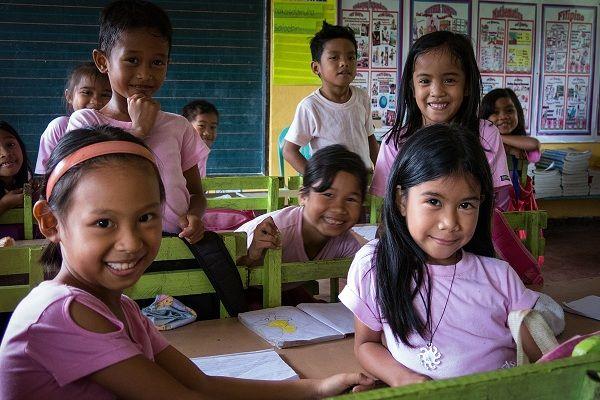 گنجاندن کلاس های کشاورزی در آموزش مدارس فیلیپین