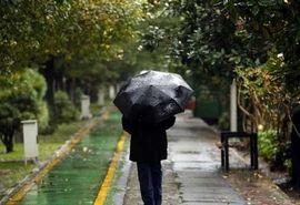 کاهش دما و افزایش بارندگی در استانهای شمالی