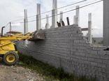 قلع و قمع ۲۴ تغییر کاربری غیرمجاز در سوادکوه