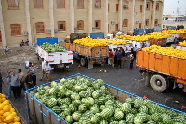 افزایش 22 درصدی صادرات بخش کشاورزی در سه ماهه نخست امسال
