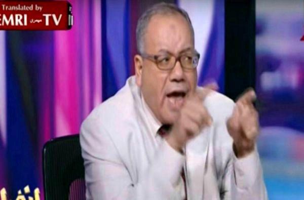 یک وکیل مصری در تلویزیون: مردان وطنپرست به زنان بدحجاب تجاوز کنند!