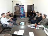 بازدید سرزده مدیرکل دامپزشکی استان از شبکه دامپزشکی شهرستان کیار