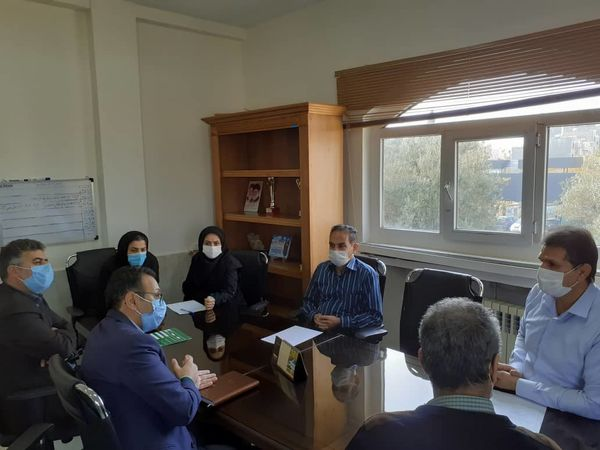 بررسی آخرین وضعیت طرح های تسهیلات بانکی بخش کشاورزی اسلامشهر
