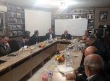 بازدید مسئولان سازمان برنامه و بودجه کشور از بزرگترین مجتمع دامپروری استان تهران