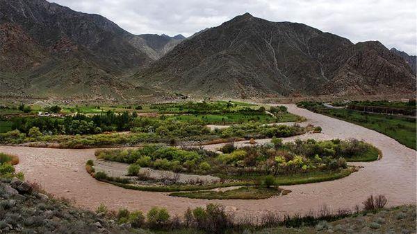 تکمیل سیستم آبیاری آنسوی ارس/ کشاورزان ارمنی، از سیستم آبیاری گرانشی بهرهمند شدند