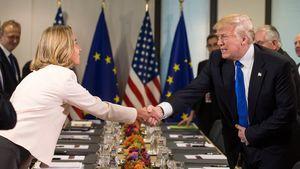 وابستگی تجاری اروپا به آمریکا ۶۸ برابر ایران