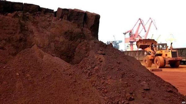 ممنوعیت خروج خاک از کشور