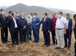 افتتاح طرح لوله گذاری کانال عمومی روستای چینی بولاغ در شهرستان بستان آباد