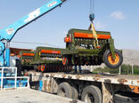 جذب مبلغ 19937.6 میلیون ریال تسهیلات خرید ماشین آلات کشاورزی در خداآفرین