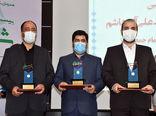 مدیران خانواده بزرگ جهادکشاورزی آذربایجان شرقی، جوایز جشنواره شهید رجایی را درو کردند