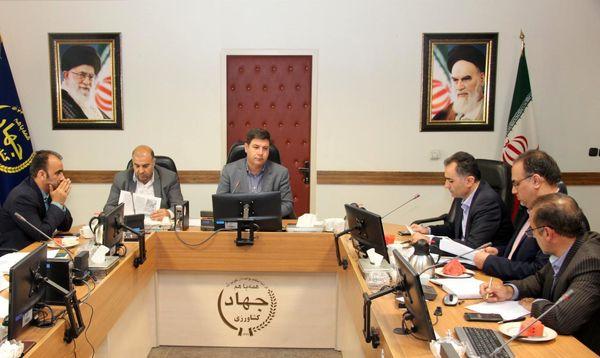 اجرایی شدن 85 درصد تعهدات آبیاری تحت فشار در استان تهران