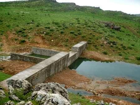 پیشرفت 35 درصدی طرحهای آبخیزداری و آبخوانداری در استان سمنان