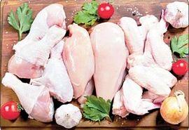 تولید سالانه 41 هزار تن گوشت سفید در ساری/ فعالیت 290 مرغداری گوشتی