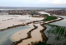 پرداخت 16 هزار میلیارد ریال غرامت سیل فروردین 98 به خسارت دیدگان بخش کشاورزی