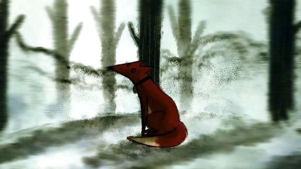 انیمیشن «روباه» به اسپانیا و ایتالیا رفت