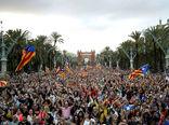 سالگرد رفراندوم کاتالونیا
