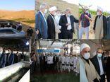 نماینده ولی فقیه در کردستان از پنج طرح کشاورزی بازدید کرد