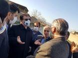 آغاز اجرای طرح بسیج عمومی ضدعفونی معابر روستایی  به منظور مقابله با کرونا ویروس در آذربایجانغربی