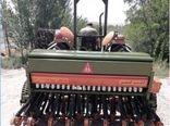 اعطای تسهیلات بلاعوض جهت خرید دستگاههای ریزدانهکار کلزا و کف کار اراضی شور در خوزستان