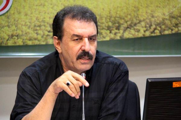 اعزام کمباینهای مجهز به هد برداشت کلزا به استان خوزستان