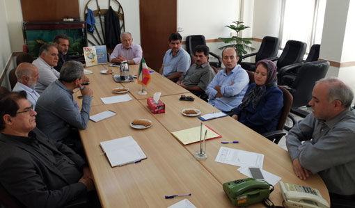 بررسی مسائل و مشکلات تولید، واردات و توزیع تخم چشم زده ماهی قزل آلای در استان
