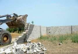تخریب 101  فقره ساخت و ساز غیرمجاز در استان خراسان شمالی