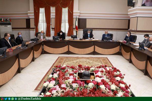 اعضای جدید هیات مدیره صندوق حمایت از توسعه بخش کشاورزی استان قزوین معرفی شدند