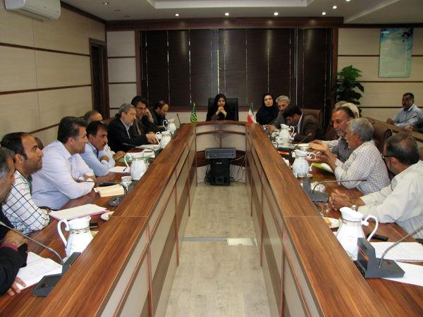 کمیته حل مشکل آب کشاورزی روستاهای بخش طارم سفلی تشکیل شد